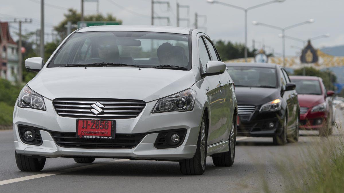 สัมผัส อีโคซีดาน Suzuki CIAZ RS กับทริป ชุมพร - ภูเก็ต พิสูจน์จริงเรื่อง ประหยัดน้ำมัน