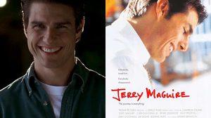 สื่อลงคะแนน Jerry Maguire คือหนังที่ดีที่สุดของ ทอม ครูซ
