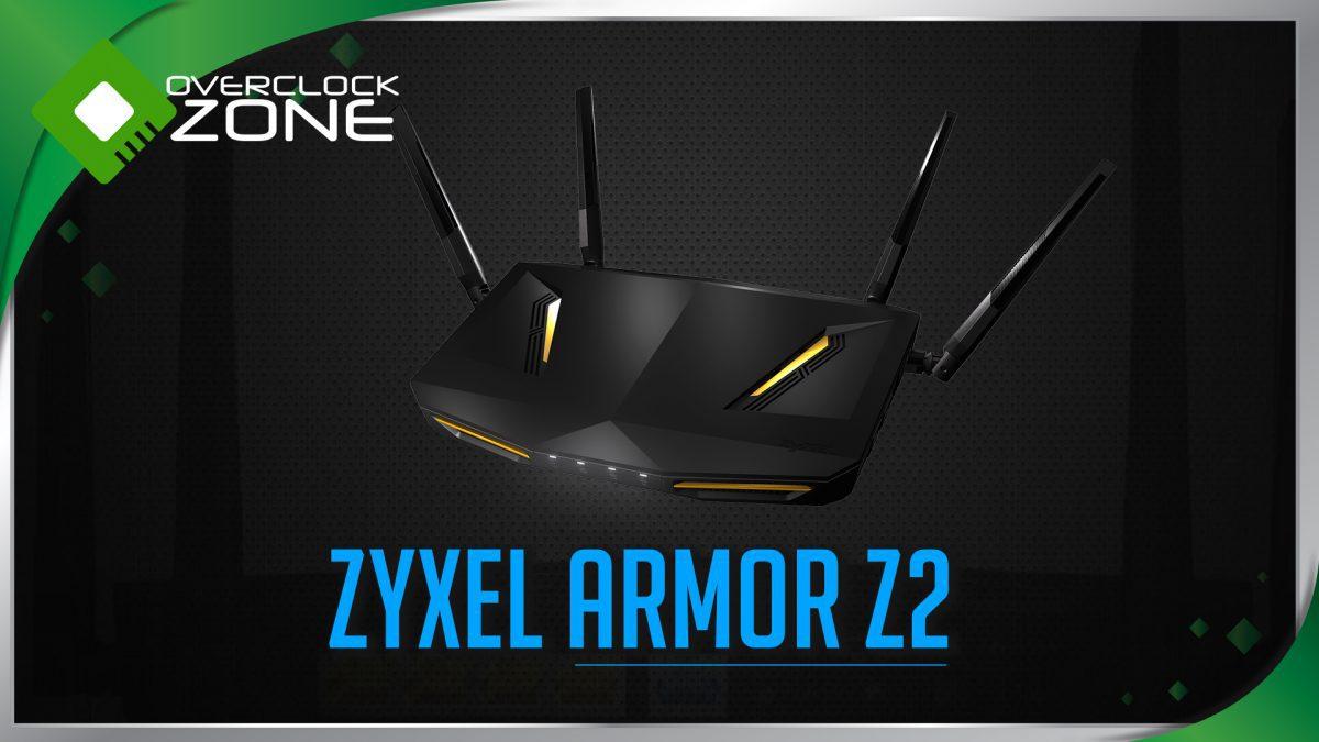 รีวิว ZyXEL Armor Z2 (NBG6817) : AC2600 Router