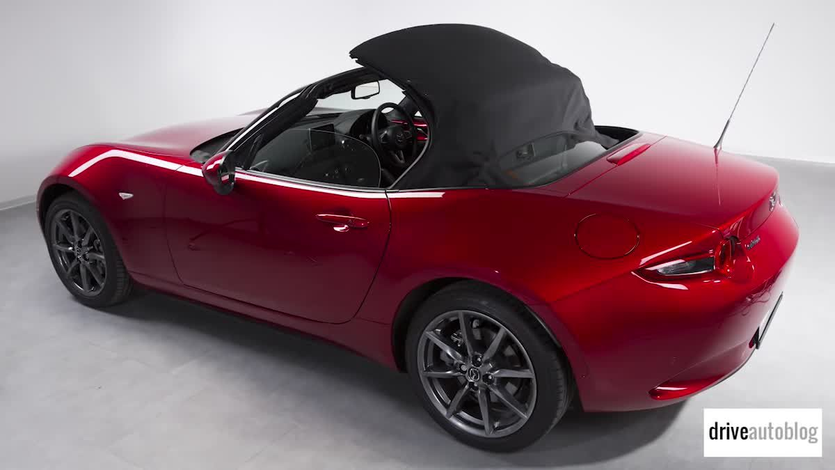 [Test Drive] 2016 Mazda MX-5 The King of Roadster...ซิ่ง แรง สนุก
