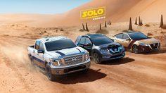 Nissan ร่วมฉลองวัน Star Wars เปิดตัวโฆษณาใหม่รับ  Solo: A Star Wars Story