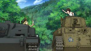 Girls und Panzer ประกาศวันเข้าฉายแล้ว