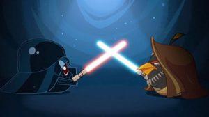 รวมสินค้า Angry Birds จาก Star Wars