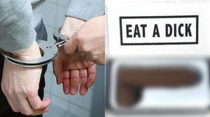 ยินดีต้อนรับ! ส่งช็อกโกแลตกระปู๋ให้ตำรวจ สุดท้ายโดนเข้าคุก 6 เดือน