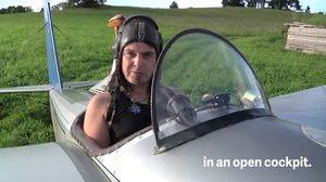 เบื่อรถติด ! ผลิตเครื่องบินบินไปทำงาน งบถูกกว่าซื้อรถยนต์