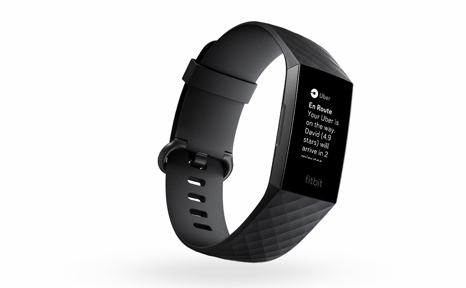 Fitbit Charge 3 Application