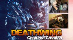 อลังการงานคอส Deathwing จาก World of Warcraft โดย Jessica Nigri