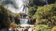 ประกาศปิด เส้นทางเดินรถเข้า-ออก น้ำตกทีลอซู 1 มิ.ย. – 30 ก.ย. 62