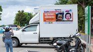 ชอบไอเดียนี้ ติดป้าย ตามหา เด็กหาย ที่ข้างรถขนส่งสินค้า 7-11 วิ่งทั่วประเทศ เป็นปีที่ 2 แล้ว