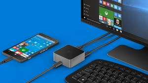 Microsoft Continuum Dockที่แปลงจากมือถือเป็นพีซีได้