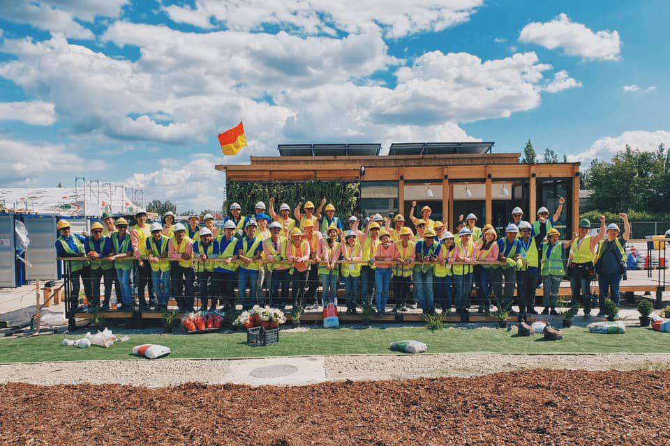 นักศึกษา มจธ. คว้า 4 รางวัล Solar Decathlon Europe 2019