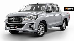 Toyota แนะนำ รถกระบะ ขับเคลื่อน 2 ล้อ รุ่นปรับปรุงใหม่ Hilux Revo Z Edition