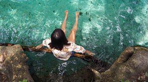 วังเวียงในไทย!บ่อน้ำเดือด ลพบุรีสวยใสเหมือนมรกต