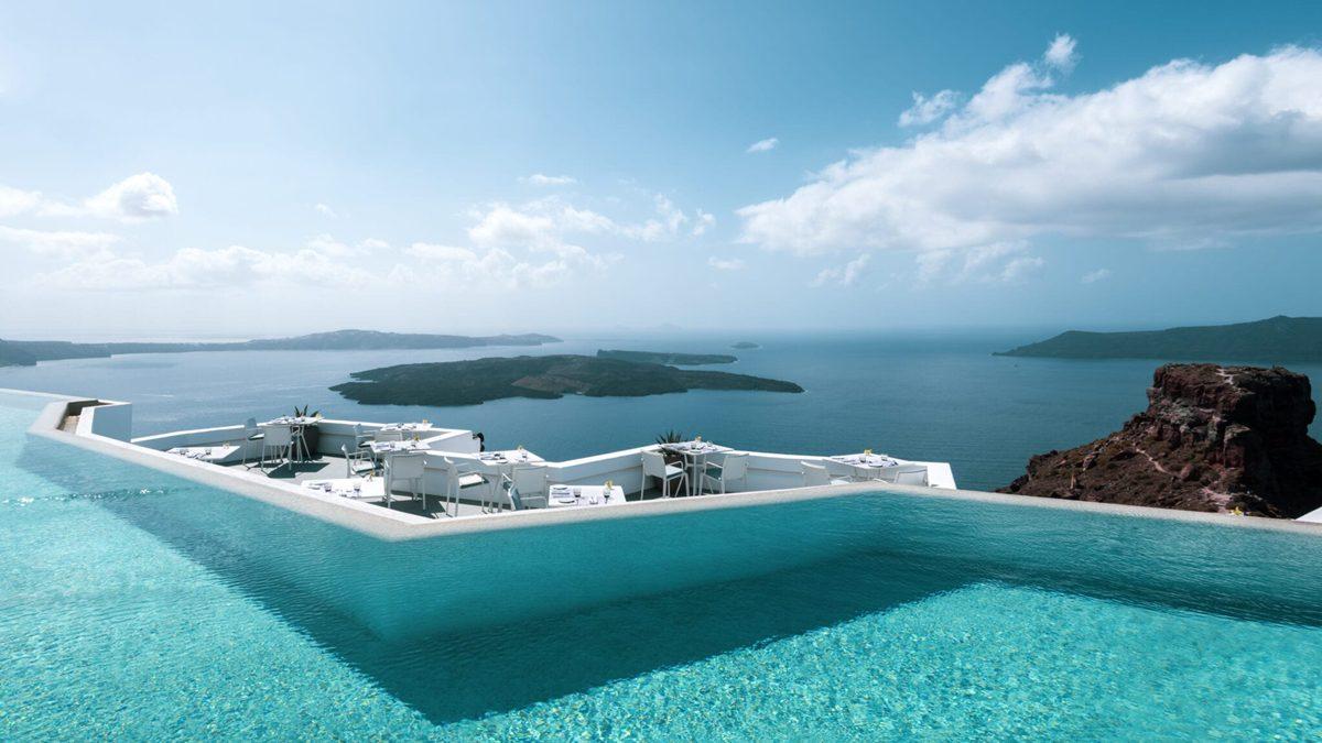 พาดู! สระว่ายน้ำวิวสวย 6 โรงแรมหรูทั่วโลก ดื่มด่ำบรรยากาศสุดงดงาม