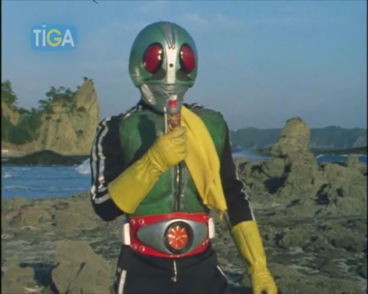 Masked Rider ตอนที่ 92-3
