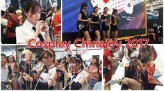 คอสเพลย์งาน Chinajoy 2017 ที่เซี่ยงไฮ้ วันแรก