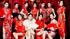 Playboy ส่งสาวๆ อวยพรวันตรุษจีน เซฟไปใช้ส่งต่อได้เลย