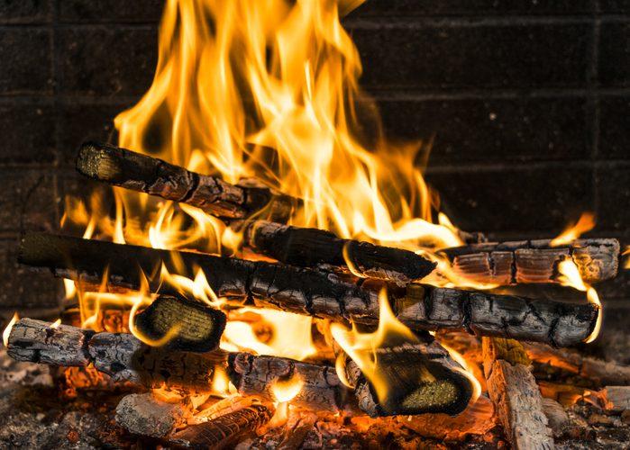 เผาไม้