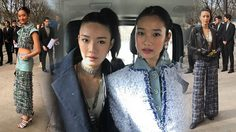 หมวยจนแยกไม่ออก หลิน – ออกแบบ ควงคู่ไปร่วมชมแฟชั่นโชว์สุดหรูในงาน Chanel