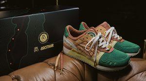 ของมันต้องมี!! ASICSTIGER และ 24 KILATES ร่วมกันปล่อยรองเท้ารุ่น Limited Edition
