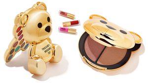 แต่งหน้ากับพี่หมี ความน่ารักนี้มาจาก Moshino + Sephora