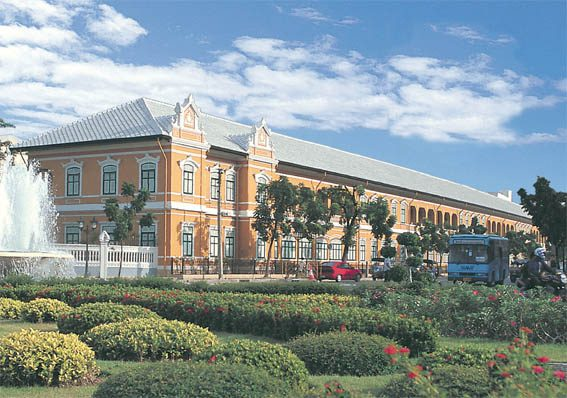 โรงเรียนสวนกุหลาบวิทยาลัย