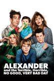 Alexander and the Terrible, Horrible, No Good, Very Bad Day อเล็กซานเดอร์ กับวันห่วยสุดๆ