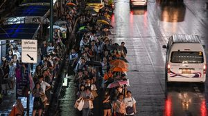 อุตุฯ เผย ไทยมีฝนตกหนักบางพื้นที่บริเวณภาคเหนือ อีสาน กลาง ตะวันออก