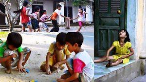 การละเล่นของเด็กไทยในอดีต เด็กรุ่นใหม่อาจไม่เคยเห็น