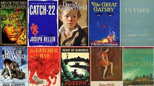 100 นวนิยายภาษาอังกฤษที่ดีที่สุด