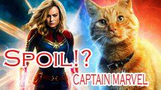 สปอยล์กัปตันมาร์เวล!! แท้จริงแล้วแมวกูสสุดคิวต์ ตัวจริงคือสิ่งนี้หรือ?