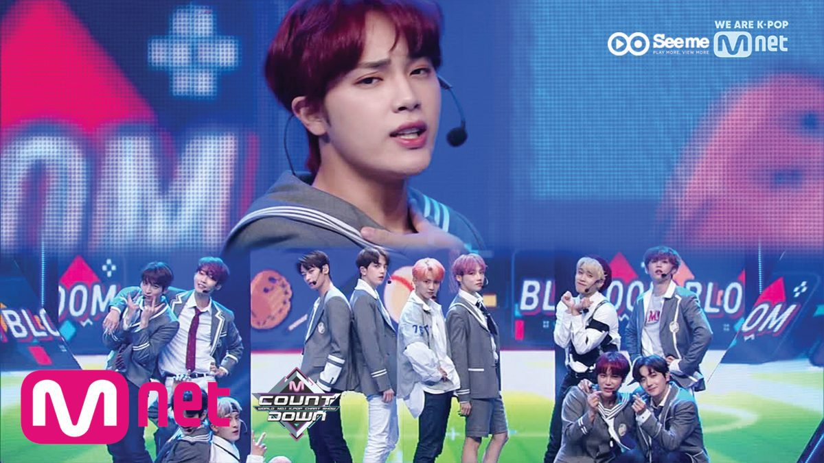 [THE BOYZ - Bloom Bloom] KPOP TV Show | M COUNTDOWN 190523 EP.620