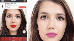 Sephora ทำเก๋ ออกแอพ AR ลองลิปสติก เสมือนจริงผ่าน ภาพเซลฟี่