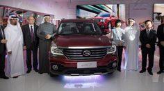 GAC Motor ยานยนต์จีนรุกขยายธุรกิจในตะวันออกกลาง