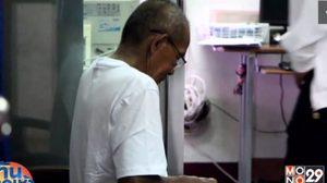 รวบเฒ่าวัย 75 ปี บวชเป็นพระ 14 ปี หนีคดีข่มขืนเด็ก