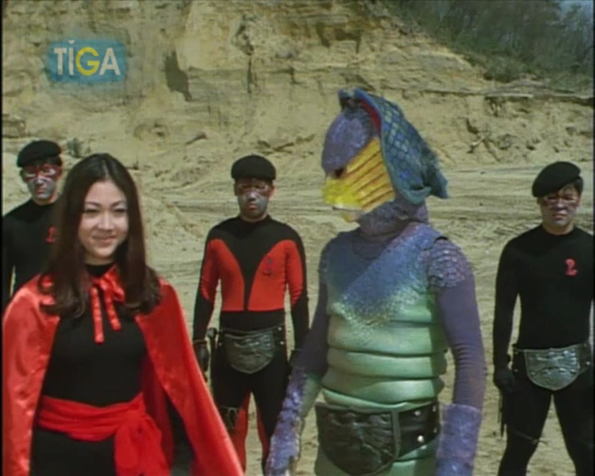 Masked Rider ตอนที่ 10-2