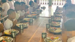 น่ากินทั้งนั้น!! แห่แชร์ภาพเมนู 'อาหารกลางวันเด็ก' ทุกเมนูบอกเลยว่าน่ากิน