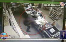 วงจรปิดจับภาพคนร้ายบุกจี้ร้านสะดวกซื้อรู้เบาะแสแจ้งตำรวจโก-ลก