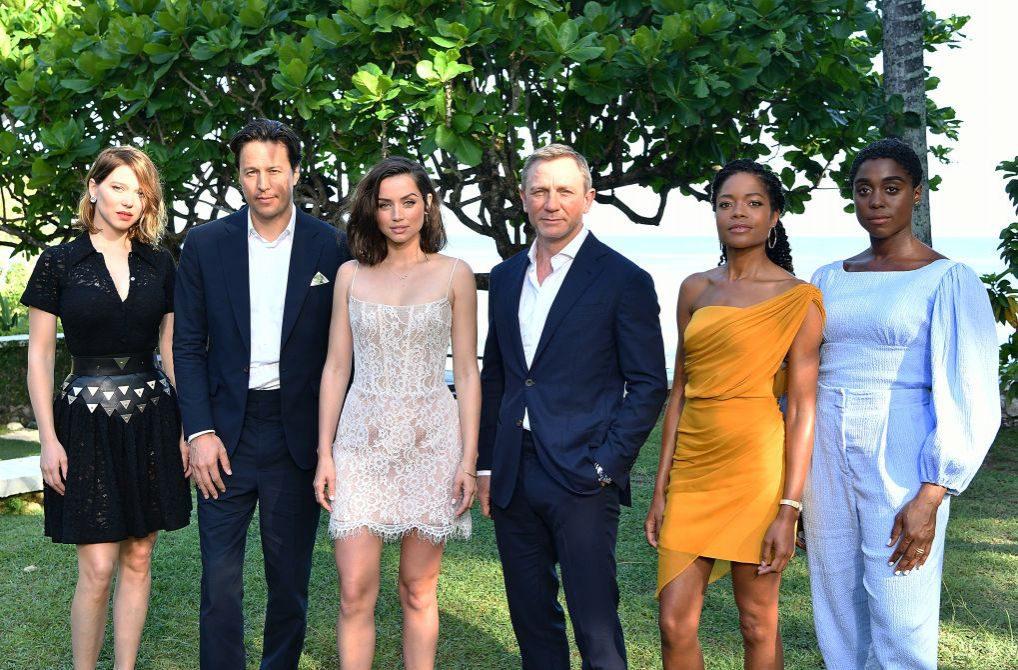 ทีมนักแสดง Bond 25