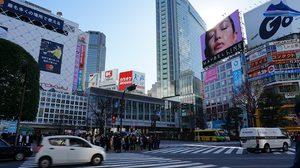 โตเกียว ขึ้นแท่นอันดับ 1 เมืองสุดฮิตสำหรับคนไทยในช่วงวันหยุดสงกรานต์