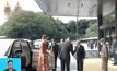 กษัตริย์และราชินีเบลเยียมเสด็จเยือนญี่ปุ่น