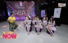 """""""ปูเป้-ฟ้อนต์"""" นำทีม BNK48 เสิร์ฟความสนุกในเพลง """"JABAJA"""""""