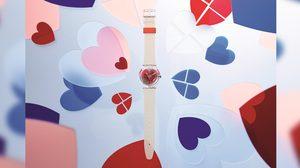 Swatch ต้อนรับวาเลนไทน์ด้วยนาฬิกาคอลเลคชั่น Love is in the Air