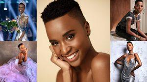 """""""Zozibini Tunzi"""" MU 2019 – ในสังคมผู้หญิงมีสีผิวอย่างฉันถูกมองว่าไม่สวย ฉันอยากจะหยุดความคิดนี้"""