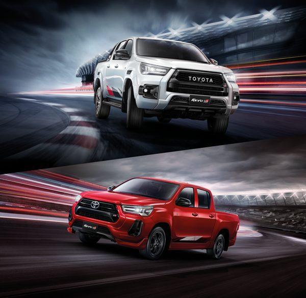 Toyota Hilux REVO GR Sport