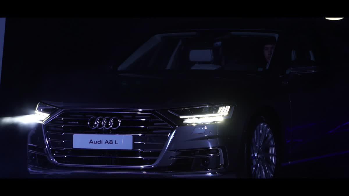 เปิดตัว Audi A8 L