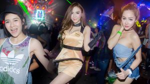 Gravity Thailand 2016 Arcadia The Bangkok Takeover ระเบิดความมันส์ ยาวตลอด 6 ชม.เต็ม