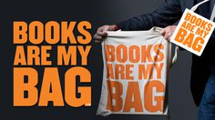 Books Are My Bag แคมเปญสุดแนวของคนรักหนังสือ