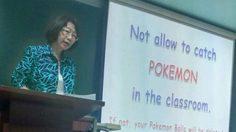 ระวังโดน! เล่นจับโปเกมอนในห้องเรียน เจอบทลงโทษของอาจารย์แบบนี้