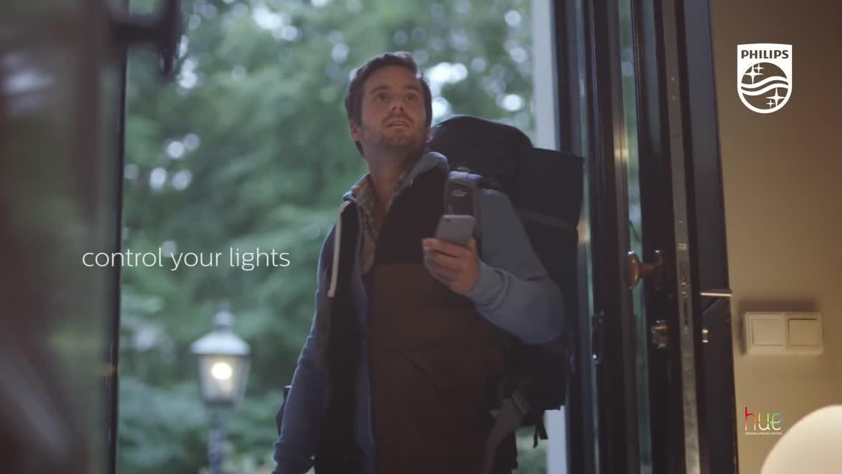 Philips Hue หลอดไฟเปลี่ยนสีอัจฉริยะ